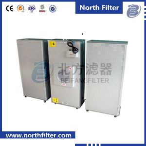 0.1 Micron Movable HEPA Air Purifier 99.99% pictures & photos