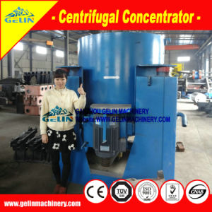 Nelson Centrifuge Gold Centrifugal Machine for Rock Sand Gold Mining Cencentrate pictures & photos