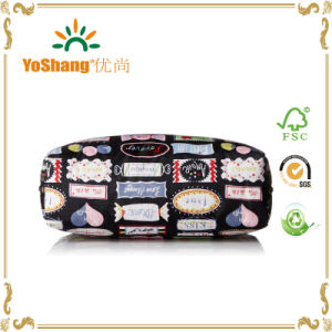 Best Ripstop Polyester Cosmetic Organizer Bag with Wristlet pictures & photos