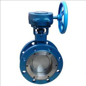 Flange Stainless Steel Butterfly Valves