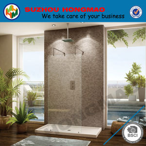 Simple Bathroom Shower Screen