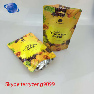 Zipper Bag for Snacks Packaging pictures & photos