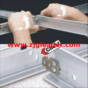Ceiling Tee Grid with Alloy Lock End pictures & photos