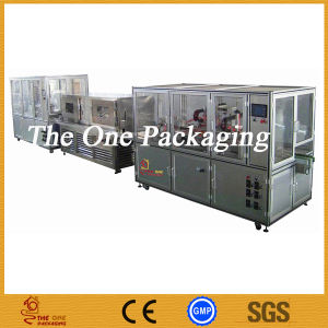 Fully Automatic Lipstick Filling and Packing Machine Tolfcs-10A pictures & photos