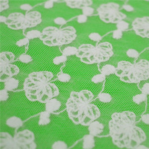 Hot Sale Cotton African Crochet Lace Fabric (GF1004) pictures & photos