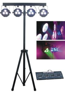 3*15W RGBWA 5 in 1 LED PAR Bar System Set pictures & photos