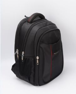 Black Laptop School Sport Backpack Bag with Fashion Design pictures & photos