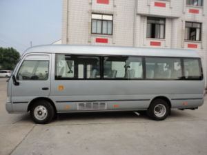 Competitve Price Diesel 120HP Bus with Good Condition pictures & photos