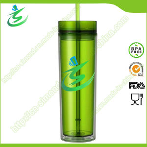 16 Oz Promotional Acrylic Straw Cup, BPA-Free pictures & photos