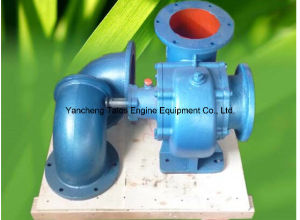 4 Inch Horizontal Mixed Flow Pump 100hw-8s pictures & photos