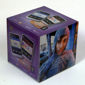 2015 Hot Design 3D Lenticular Box for Mobile pictures & photos