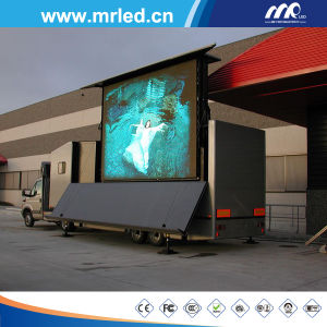 10mm Bus LED Display Screen (960*960mm) pictures & photos