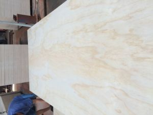 Factory-Radiata Pine Veneered Groove MDF in 12mm 15mm 18mm pictures & photos