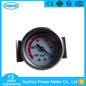 40mm 1.5′′ Back Type Vacuum Manometer with U Clamp pictures & photos