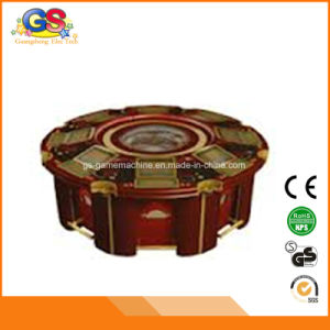 8 Player Royale Video Casino Wheel Roulette Slot Machine pictures & photos
