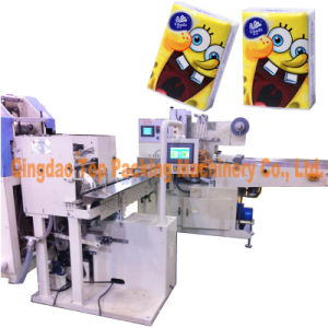 Handkerchief Napkin Paper Pocket Tissue Making Machine pictures & photos