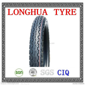 Longhua Tyre Supply Good Quality Motorcycle Tyre (110/90-16) pictures & photos