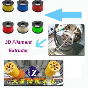 3D PLA Filament Extruder Machinery