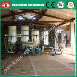 Large and Small Scale Complete Set of Cooking Oil Refinery Machine pictures & photos