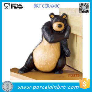 Animal World Bear or Duck Ceramic Door Stopper pictures & photos