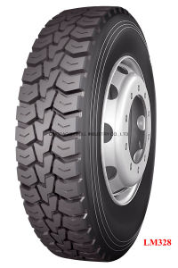 Oil Field Use Truck Tires with Dive and off Road Pattern (1200R24, 1200R20, 1100R20, 1100R22) pictures & photos