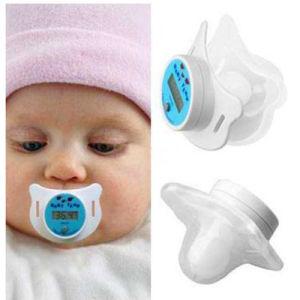 LCD Digital Waterproof Baby Temperaturer, Nipple Thermometer