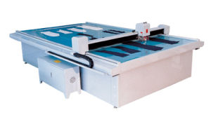 Digital Leather Cutting Machine pictures & photos