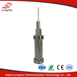 Aluminum Clad Steel Acs Electric Overhead Ground Wire for Lightning Protection Cable pictures & photos