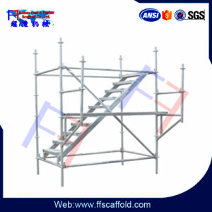 48.3*3.25mm Standard System Scaffolding Ringlock Scaffolding pictures & photos