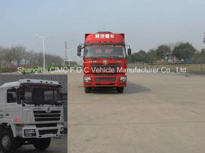 Shacman F3000 8X4 Euro IV Cargo Truck pictures & photos