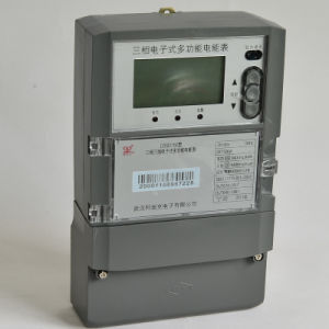 Three Phase Multi Tariff Multi Function Electric Energy Meter pictures & photos
