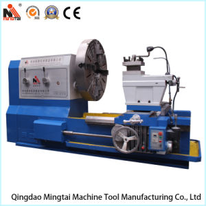 Your Reliable High Quality Conventional Lathe for Turning Tube Details (CW61125)