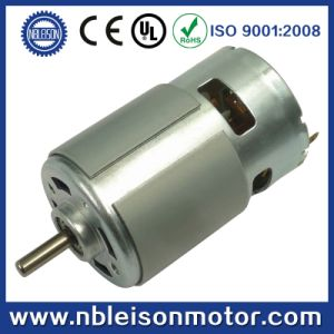 RS775 12V 24V High Torque High Speed Powerful DC Motor pictures & photos