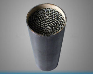 Metal Honeycomb Substrate Metallic Substrate of Catalytic Converter pictures & photos