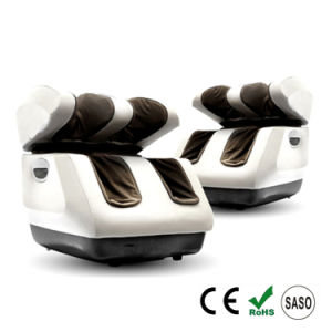 Electric Shiatsu and Infrared Heating Air Pressure Leg Massager pictures & photos