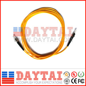 CE Approved St/Upc to St/Upc Sm Patch Cord (ST/UPC-ST/UPC-SM) pictures & photos