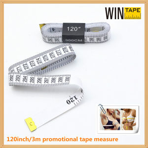 3m Clear Double Side Metal Industrial Measuring Tapes (FT-003) pictures & photos