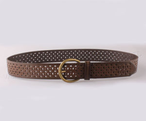 2016 New Women Leather Belt (F4110F) pictures & photos