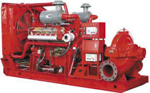 Diesel Engine Pump, Diesel Fire Pump, Water Pump, High Flow Pump pictures & photos