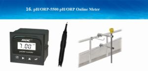 pH Orp Online Meter for RO Water Treatment, Model: pH Orp-5500 pictures & photos