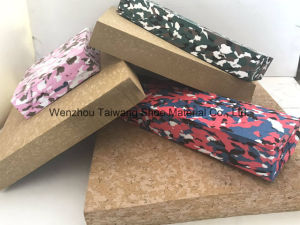 Three - Color Combination EVA Foam EVA Printing Camouflage Handle Packing Material pictures & photos
