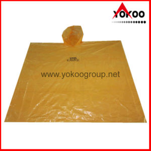 Promotional Raincoat Poncho (YB-211)