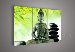 Home Decoration Wall Art Modern Religious Oil Painting (BU-017) pictures & photos
