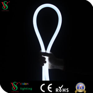 Wholesale LED Flex Neon Rope Light for Christmas Decoration pictures & photos