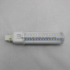 360 degrees led plc lamp with g24 2 pin 4 pin led base for Bombilla led g24 2 pin