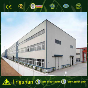 Prefabricated Modern Steel Frame Workshop pictures & photos