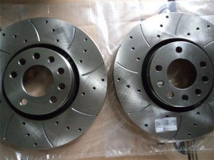 ISO9001/Ts16949 Certificated Brake Rotors pictures & photos