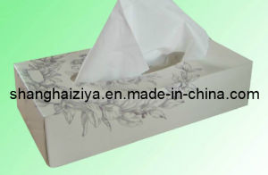 Box Facial Face Paper Tissue