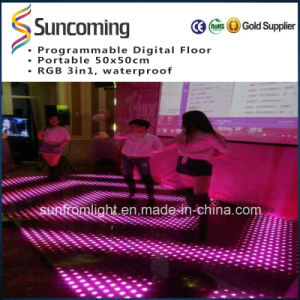 Art Design Super Slim LED Dance Floors Lighting pictures & photos