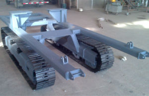 7 Tons Crawler Chassis for Agricultural Machinery pictures & photos